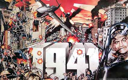 1941 by Steven Spielberg (33 x 47 in)