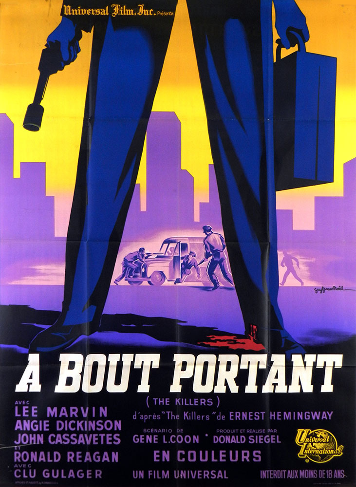 A Bout Portant par Don Siegel