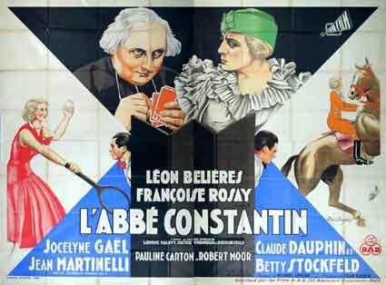 ABBE CONSTANTIN (l')