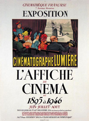 Exposition - L'affiche De Cinema by -