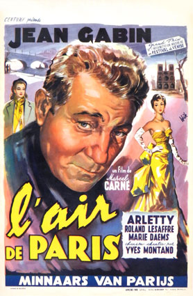 Air De Paris (l') par Marcel Carne