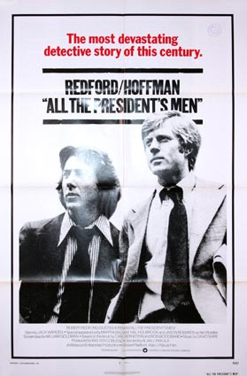All The President's Men by Alan Pakula