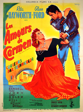 Loves Of Carmen (the) by Charles Vidor