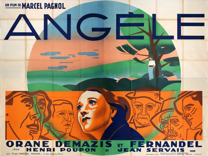 Angele by Marcel Pagnol
