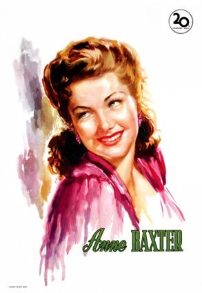 Anne Baxter by -