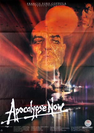 Apocalypse Now by Francis Ford Coppola