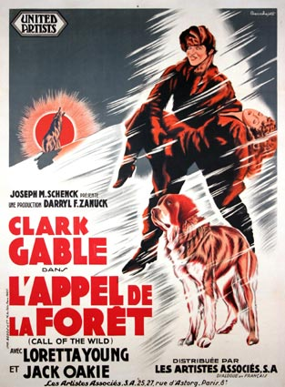 Appel De La Foret (l') par William Wellman