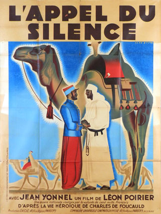 Appel Du Silence (l') by Leon Poirier (47 x 63 in)