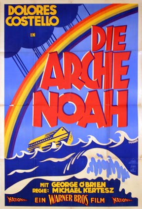 Noah's Ark by Michael Curtiz (47 x 54 in)