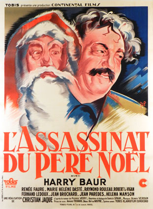 ASSASSINAT DU P�RE NOEL (L')