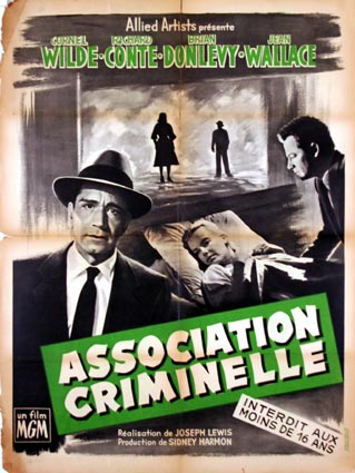 ASSOCIATION CRIMINELLE