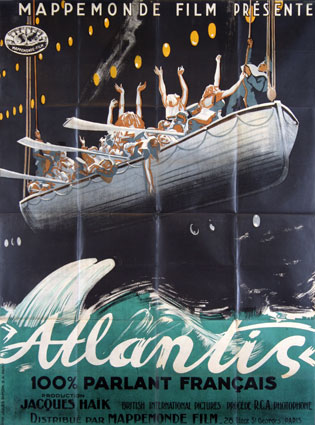 Atlantis by Jean Kemm ()