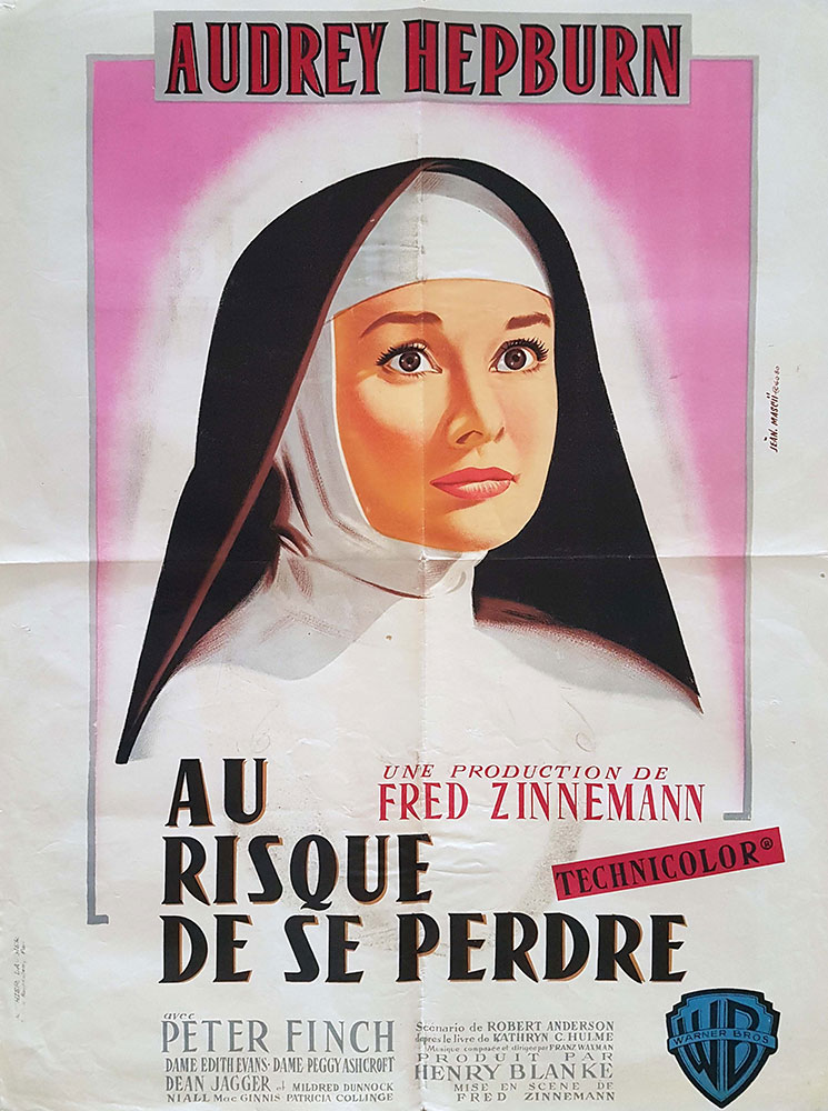 Nun's Story (the) by Fred Zinnemann