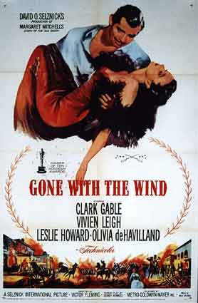 GONE WITH THE WIND (R61)