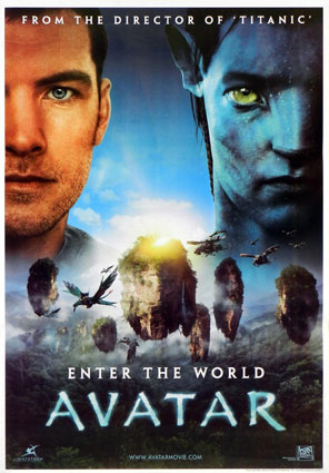 Avatar par James Cameron