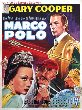 Adventures Of Marco Polo (the) by Archie Mayo