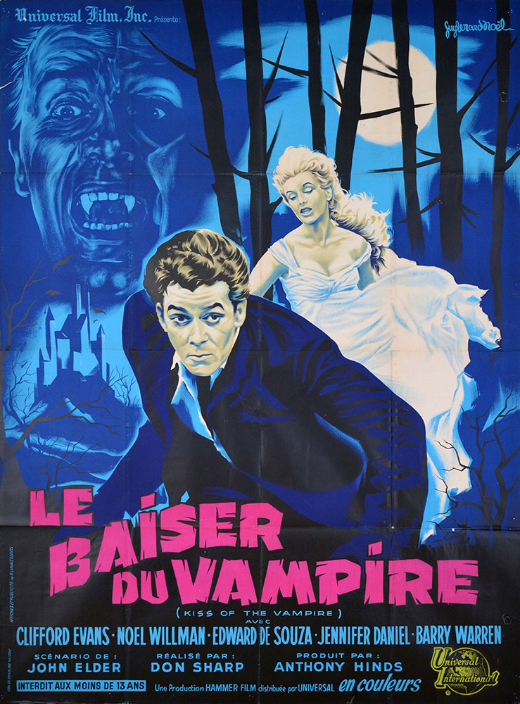 Kiss Of The Vampire (the) by Don Sharp