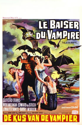 Baiser Du Vampire (le) par Don Sharp
