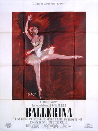Ballerina by Ludwig Berger ()