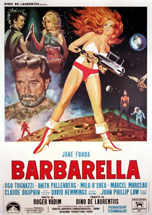 Barbarella by Roger Vadim