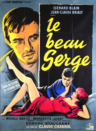 Beau Serge (le) by Claude Chabrol