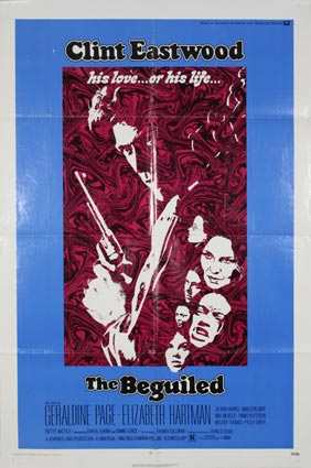Beguiled (the) by Don Siegel (27 x 41 in)