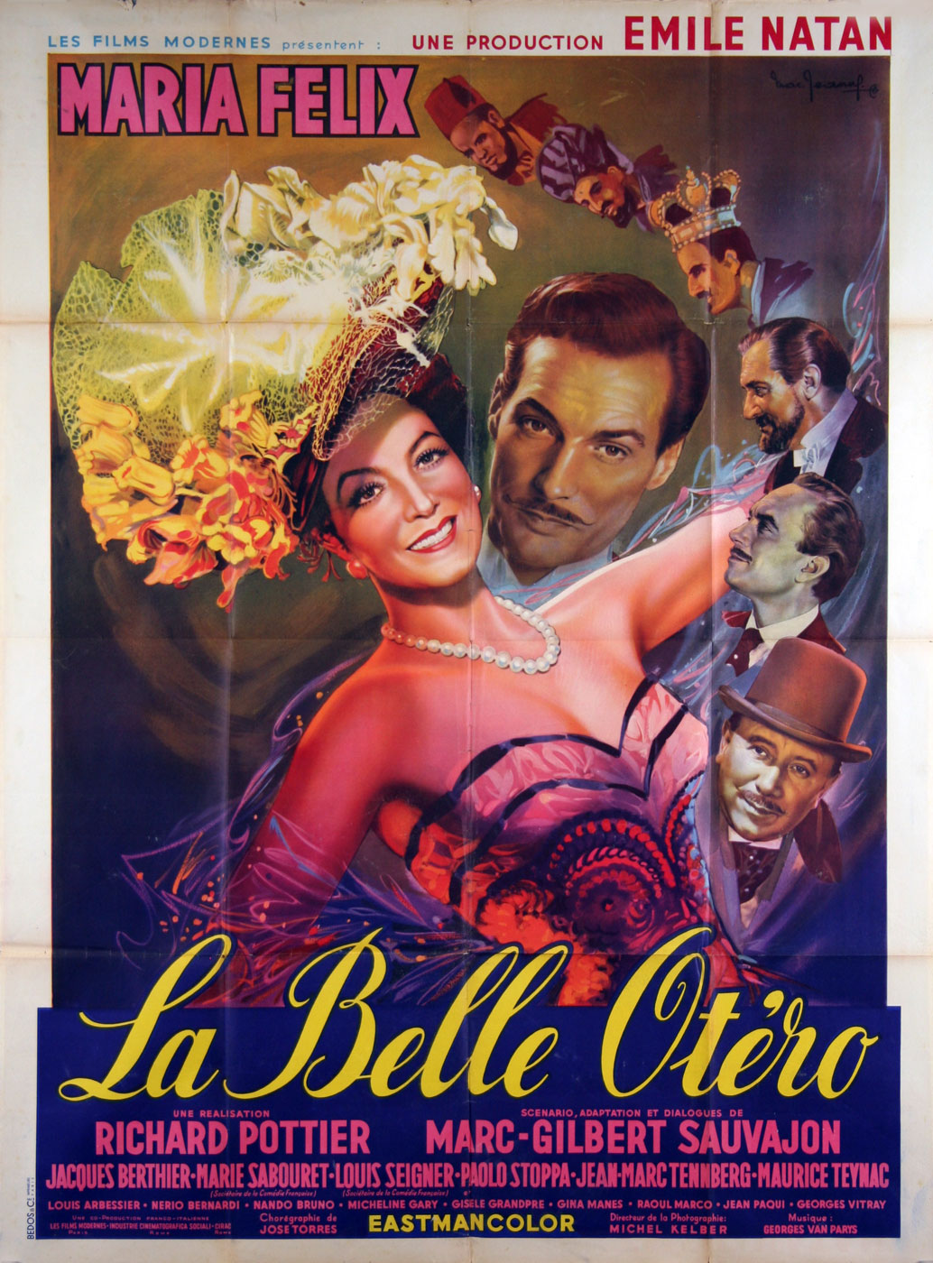 Belle Otero (la) by Richard Pottier