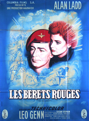 Berets Rouges (les) par Terence Young