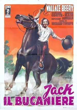 Big Jack by Richard Thorpe (39 x 55 in)