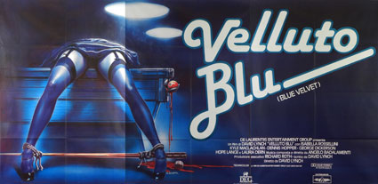 Blue Velvet par David Lynch