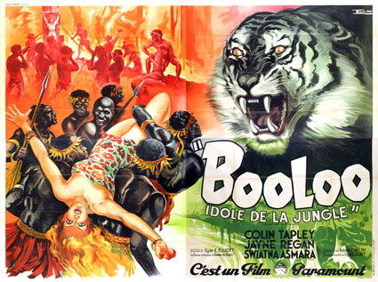Booloo Idole De La Jungle par Clyde E Elliott