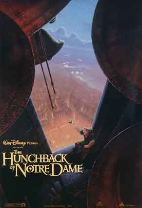 Hunchback Of Notre Dame (the) by Walt Disney