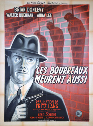 Hangmen Also Die by Fritz Lang