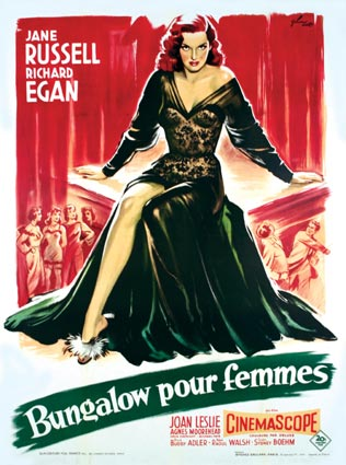 Revolt Of Mamie Stover (the) by Raoul Walsh (47 x 63 in)
