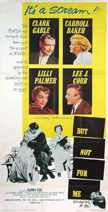 But Not For Me by Walter Lang (41 x 81 in)