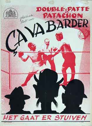 Ca Va Barder by - (14 x 22 in)