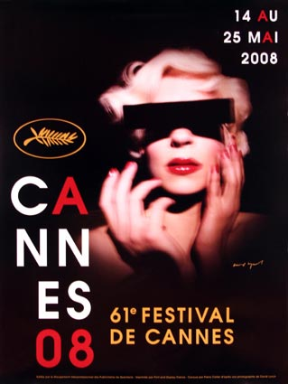 Festival De Cannes 2008 by - (23 x 33 in)