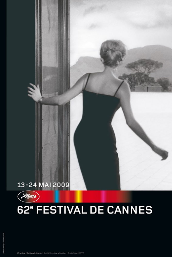 Festival De Cannes 2009 by - (23 x 33 in)