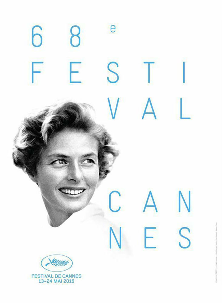 Festival De Cannes 2015 by - (23 x 33 in)