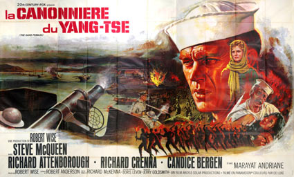 Sand Pebbles (the) by Robert Wise