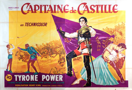 Captain From Castille by Henry King