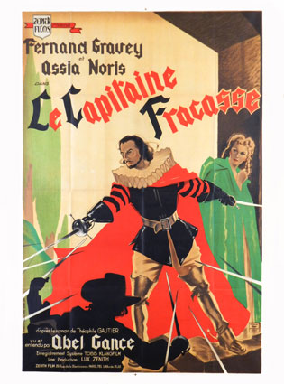 Capitaine Fracasse (le) by Abel Gance ()