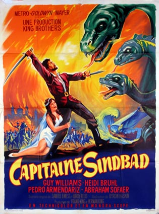 Captain Sinbad by Byron Askins
