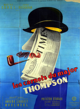 CARNETS DU MAJOR THOMPSON (LES)