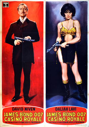 Casino Royale par John Huston