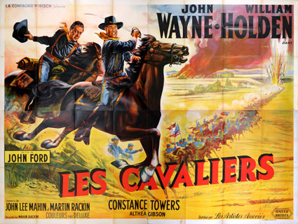 French Title : CAVALIERS (les)
