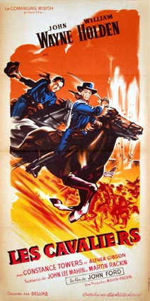 Horse Soldiers (the) by John Ford