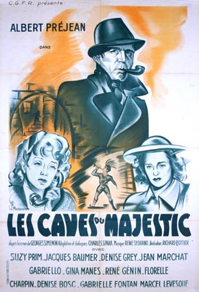 Caves Du Majestic (les) par Richard Pottier