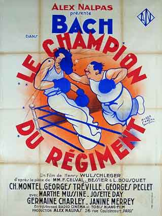 CHAMPION DU REGIMENT (le)