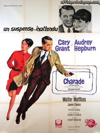 Charade by Stanley Donen